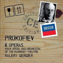 Six Operas - de Valery Gergiev,Kirov Orchestra