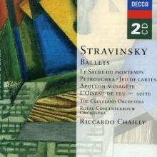 Stravinsky: Ballets - de Riccardo Chailly