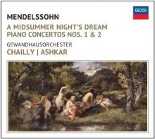 Mendelssohn  - de Ashkar
