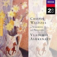 Chopin:  Waltzes - de Vladimir Aschenazy