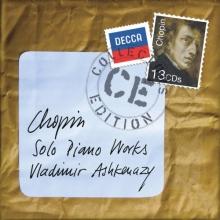 Chopin:Solo Piano Works - de Vladimir Aschenazy