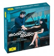 Complete Recordings - de Martha Argerich&Claudio Abbado