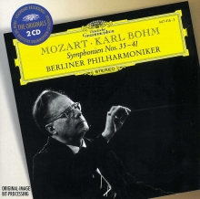 Mozart: Symphonies Nos.35  - de Berliner Philharmoniker, Karl Böhm