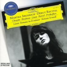 Martha Argerich - Debut Recital - de Martha Argerich