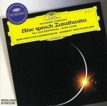 Strauss, R.: Also Sprach Zarathustra; Till Eulenspiegel; Don Juan; Salome's Dance Of The Seven Veils - de Berliner Philharmoniker, Herbert Von Karajan