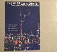 The Legendary prestige Quintet Sessions - de The Miles Davis Quintet