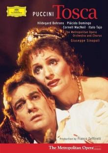 Puccini: Tosca - de Hildegard Behrens, Plácido Domingo, Cornell Macneil