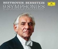 Beethoven: The 9 Symphonies - de Leonard Bernstein