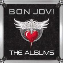 The Albums - de Bon Jovi