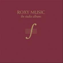 The Studio Albums - de Roxy Music