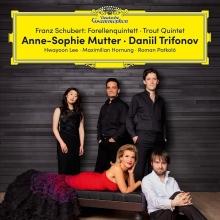 Franz Schubert: Forellenquintett - Trout Quintet  - de Anne-Sophie Mutter,Daniil Trifonov