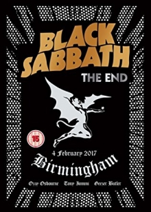 The End  - de Black Sabbath