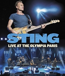 Live At The Olympia Paris - de Sting
