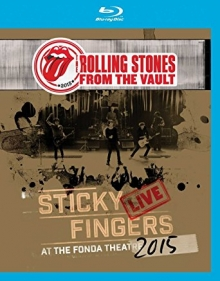Sticky Fingers Live At The Fonda Theatre 2015 - de The Rolling Stones