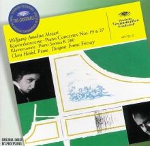 Mozart: Piano Concerto K.459, K.595 & K.280 - de Clara Haskil, Berliner Philharmoniker, Bayerisches Staatsopernorchester