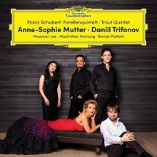 Franz Schubert:Forellenquintett-Trout Quintet - de Anne-Sophie Mutter-Daniil Trifonov