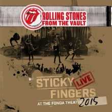 Sticky Fingers-Live at the Fonda Theatre 2015 - de Rolling Stones
