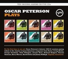 Oscar Peterson plays - de Oscar Peterson