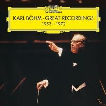 Great Recordings 1953 - 1972 - de Karl Böhm