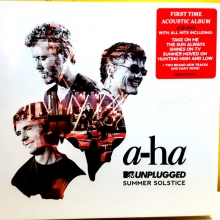 Mtv Unplugged-Summer solstice - de A-ha