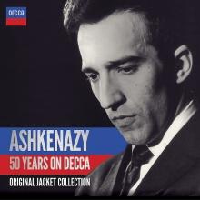 50 Years on Decca - de Vladimir Ashkenazy