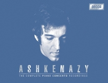 The Complete Piano Concerto Recordings - de Vladimir Ashkenazy