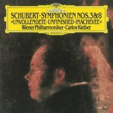 Schubert: Symphonies Nos.3 & 8  - de Wiener Philharmoniker, Carlos Kleiber