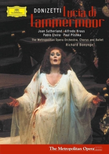 Donizetti: Lucia Di Lammermoor - de Joan Sutherland, Alfredo Kraus, Pablo Elvira