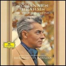 Johannes Brahms: The Four Symphonies - de Herbert von Karajan - Berliner Philharmoniker