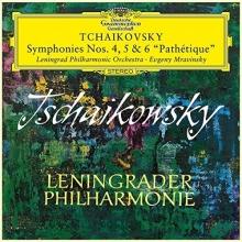 Tchaikovsky:Symphony No.4,5&6 - de Leningrad Philharmonic Orchestra