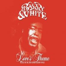 LOVE\'S THEME: BEST OF THE 20TH CENTURY SINGLES - de Barry White