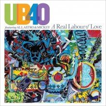 A Real Labour Of Love  - de UB 40