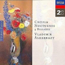 Chopin: Nocturnes; Four Ballades - de Vladimir Ashkenazy