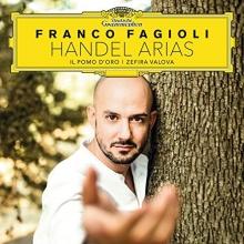 Handel:Arias - de Franco Fagioli