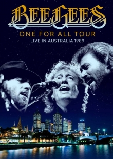 One for all tour-Live in Australia 1989 - de Bee Gees
