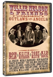 Outlaws and Angels - de Willie Nelson&Friends