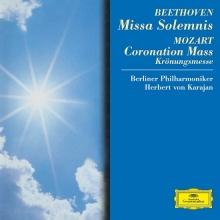 Beethoven: Missa Solemnis / Mozart: Coronation Mass - de Berliner Philharmoniker, Herbert Von Karajan