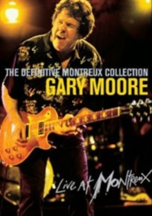 The Definitive Montreux Collection - de Gary Moore