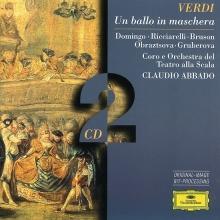 Verdi: Un Ballo In Maschera - de Plácido Domingo, Katia Ricciarelli, Renato Bruson/Orchestra del Teatro alla Scala/Claudio Abbado
