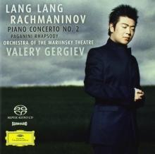 Rachmaninov: Piano Concerto No.2 Paganini Rhapsody  - de Lang Lang