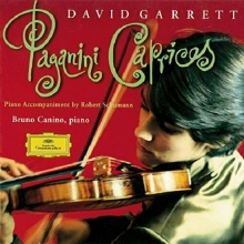 Paganini: Caprices For Violin, Op.24 - de David Garrett, Bruno Canino