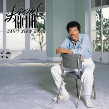 Can't Slow Down  - de Lionel Richie
