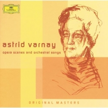 Opera Scenes and Orchestral Songs - de Astrid Varnay