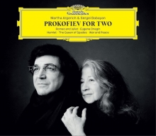 Prokofiev For Two - de Martha Argerich , Sergei Babayan