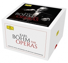 The Operas:Complete Vocal Recordings on Deutsche Grammophon - de Karl Bohm