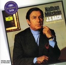 Bach: Sonatas And Partitas - de Nathan Milstein