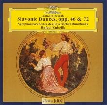 Dvorák: Slavonic Dances Opp.46 & 72 - de Symphonieorchester Des Bayerischen Rundfunks, Rafael Kubelik