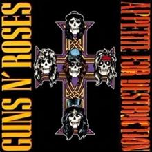 Appetite for destruction - de Guns N Roses