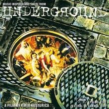 Underground - de Goran Bregovic