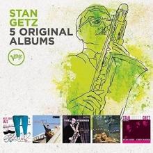 5 Original Albums - de Stan Getz
